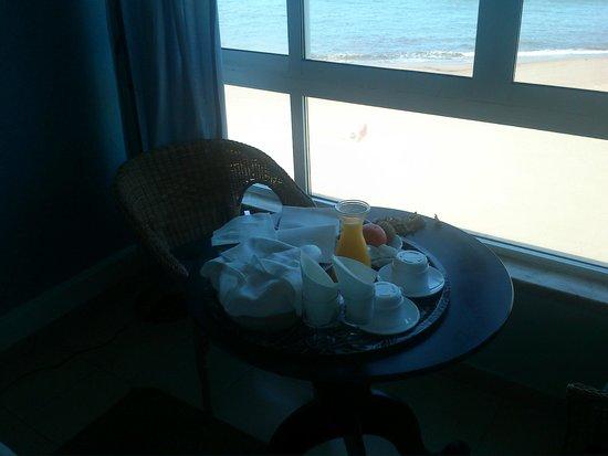 Hotel Promar: Pequeno almoço