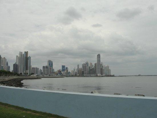 vista Ciudad de Panama