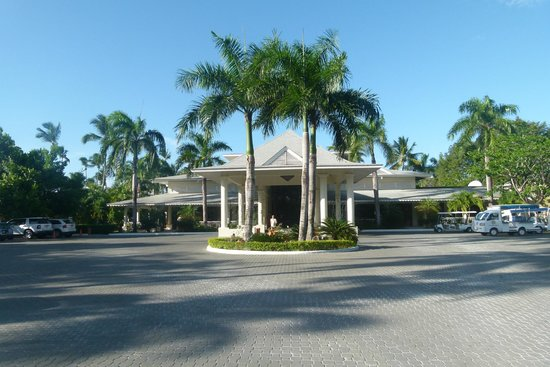 Grand Bahia Principe El Portillo: RECEPCION