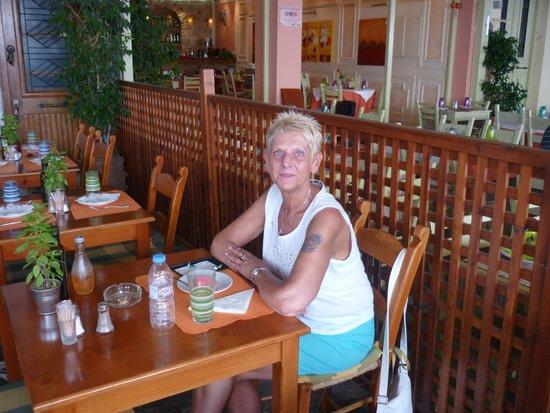 Taverna Othonas: aan de raki na de maaltijd