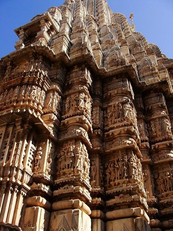 Jagdish Temple Outside3