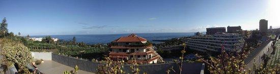 Gran Hotel Turquesa Playa: Vistas al mar
