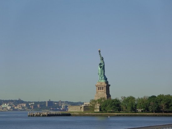 Liberty State Park : Statue of Liberty