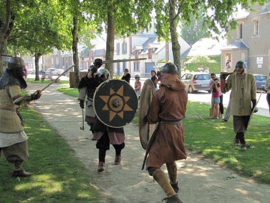 Cité médiévale de Guérande  : fete medievale13