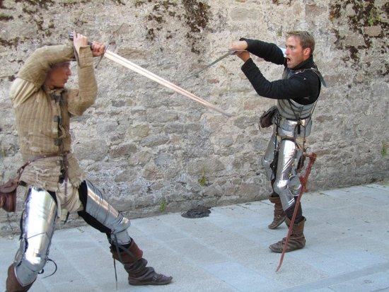 Cité médiévale de Guérande  : fete medievale14
