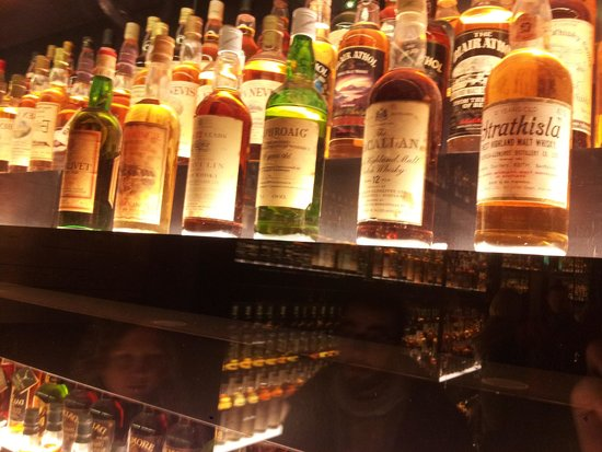 The Scotch Whisky Experience: The Whisky Collection.