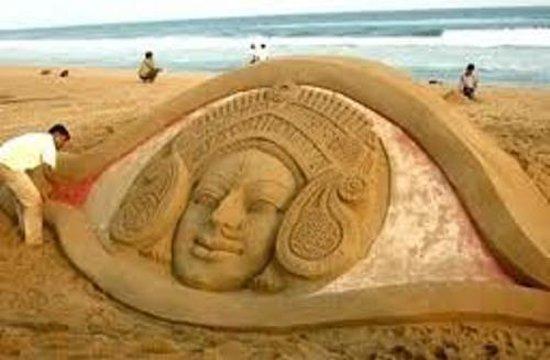 Raja Rani Temple: see beach beauty at PURI
