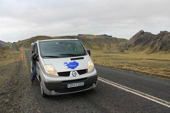 Gateway to Iceland : GTI Van