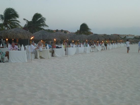Passions on the Beach: Restaurang Passion on the beach
