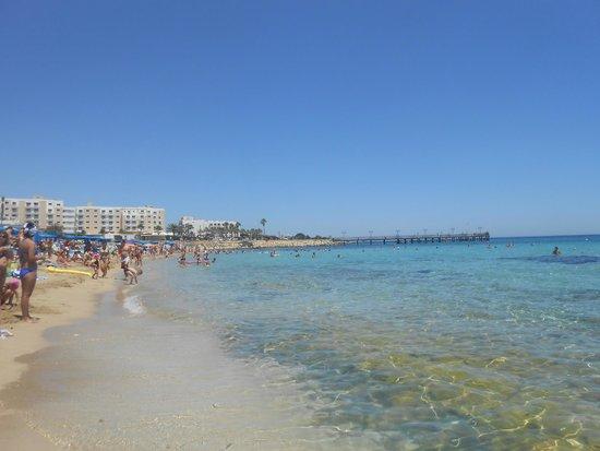 Vrissaki Beach Hotel: gorgeous