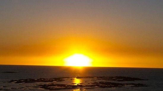 Parador de Cádiz: Sunset Over Cadiz