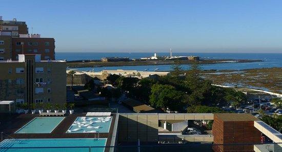 Parador de Cádiz: Room with a View