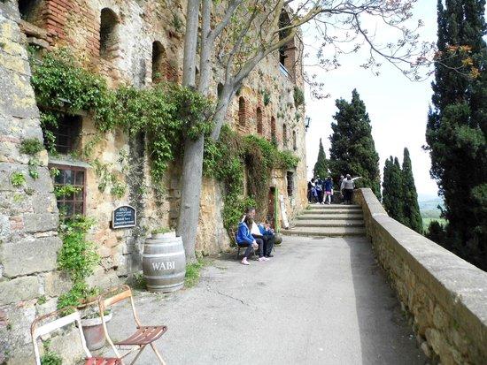 Piazza Pio II: Pienza