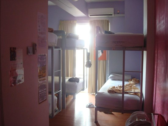 EDU Hostel Jogja : 6-bedroom