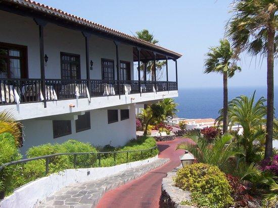 Hotel Jardin Tecina: Restaurant