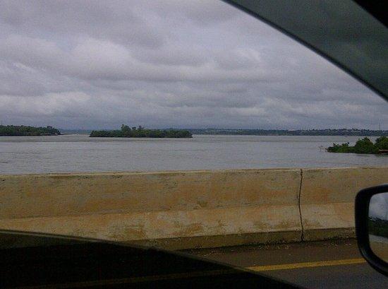 Ponte Ayrton Sena : Fotos na ponte