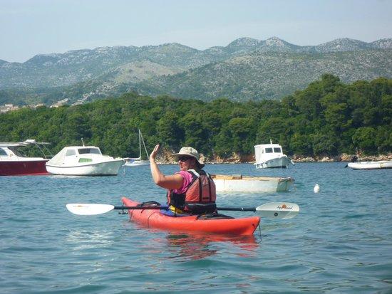 Adria Adventure Sea Kayaking: Kayaking in Croatia