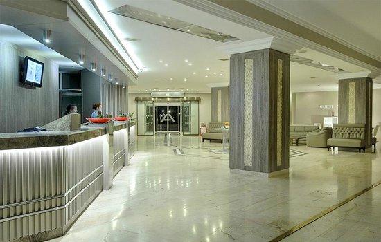 Alkoclar Adakule Hotel: lobi