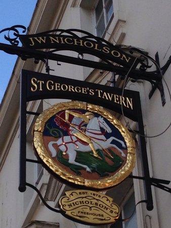 St. George's Tavern: St George's