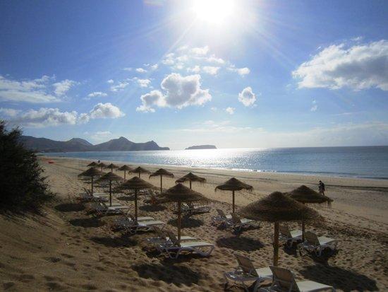 Pestana Porto Santo All Inclusive: Beach Views