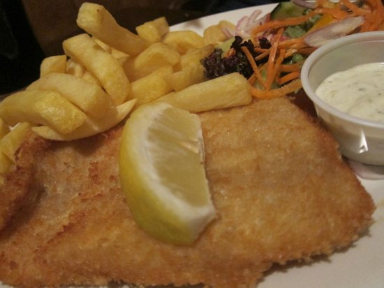 Murphy's Bar : Fish and Chips