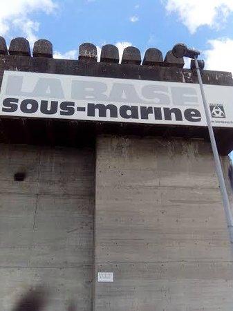 Base Sous-Marine de Bordeaux