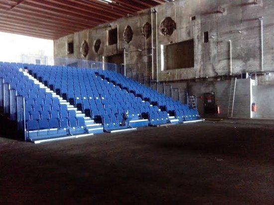Base Sous-Marine de Bordeaux : Sala de conciertos