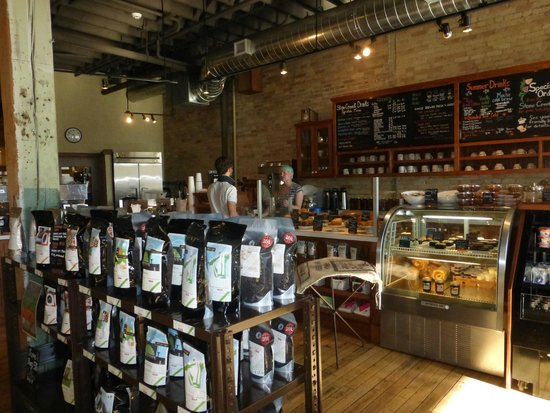 Stone Creek Coffee Milwaukee 215 E Wisconsin Ave Downtown