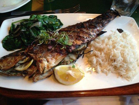 Martin's Tavern: Fish Special