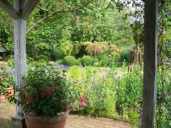 Paycockes Garden