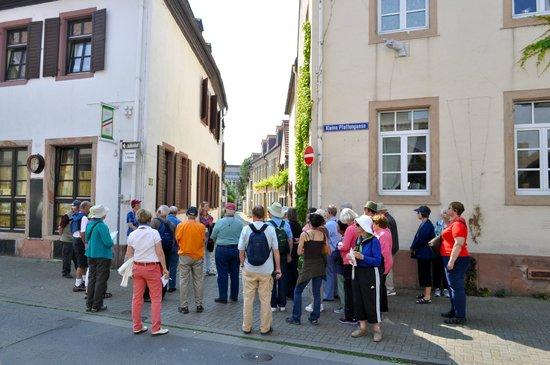 Mittelalterlicher Judenhof: Previously the Jewish Quarter of Speyer