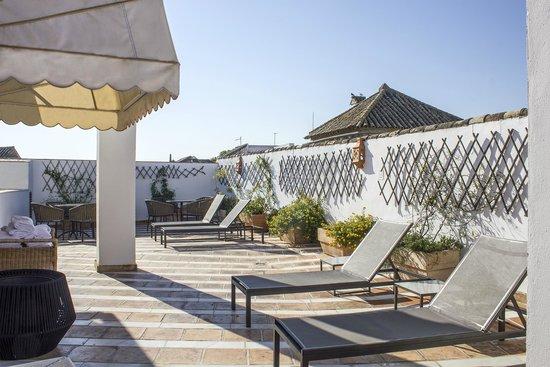 NH Collection Amistad Córdoba: Terrace