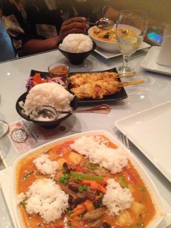 Aiyara Thai Cuisine: Get the curry!!!