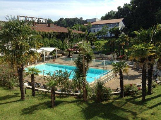 Novotel Resort & Spa Biarritz Anglet : Vue depuis ma chambre