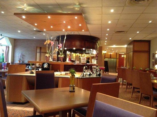 Novotel Biarritz Anglet : la salle de restaurant