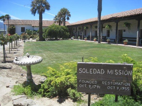 Mission Nuestra Senora de la Soledad: Soledad Mission