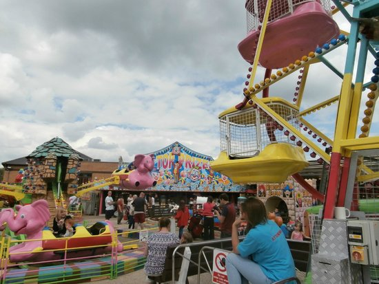 Fantasy Island Fun Park: Fun fair