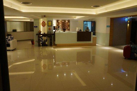 New Stay Inn: Lobby
