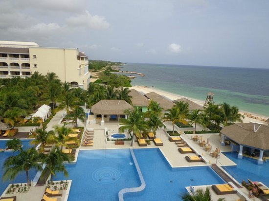 Iberostar Grand Hotel Rose Hall : View from room