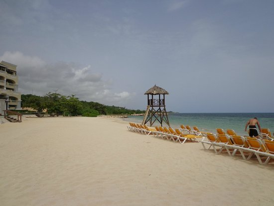 Iberostar Grand Hotel Rose Hall : Beach