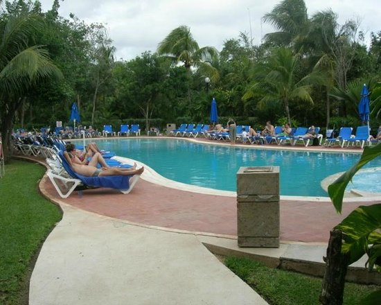 Viva Wyndham Maya - An All Inclusive Resort : Piscina relax