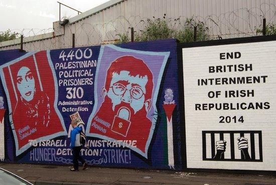 Belfast Mural Tours: Murales