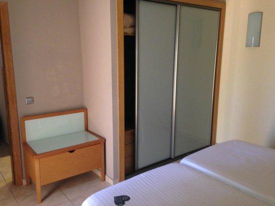Barcelo Castillo Beach Resort : placards chambre
