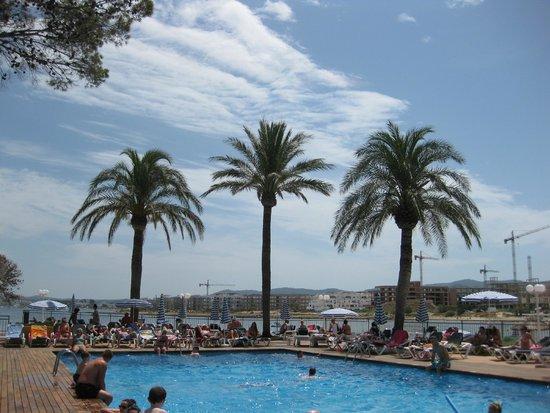 Fiesta Hotel Milord: Auch der Pool war immer gepflegt