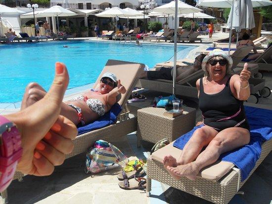Creta Maris Beach Resort: Holiday thumbs Up !!