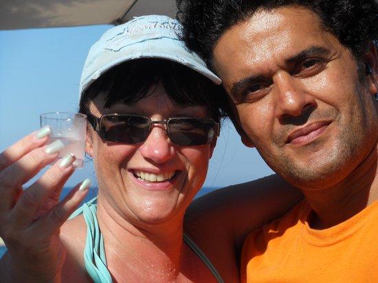 Creta Maris Beach Resort: Animator Michael and Raki