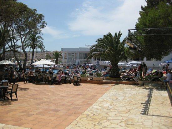Fiesta Hotel Milord: Saubere Anlage