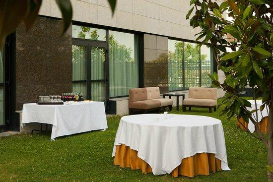 NH San Sebastián de los Reyes: Meeting Room Wedding