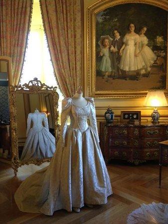 Château de Cheverny : A bedroom