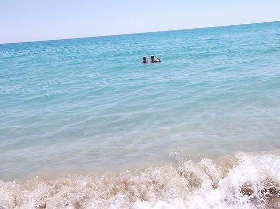 Villa Mare: The sea